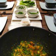 Cha Ca La Vong Noodles (Turmeric Fish)