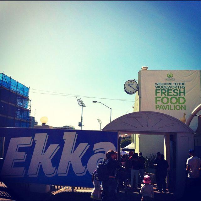 Ekka Gate 1