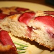 Strawberry Cake…. without the eggs