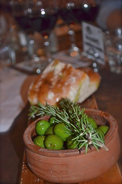 The Burrow olives