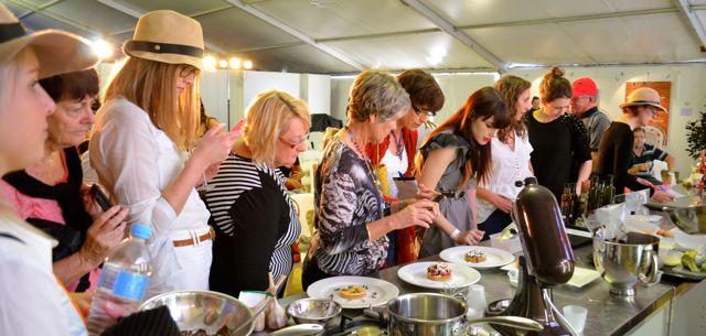 Noosa International Food and Wine Festival W: Miss Foodie07
