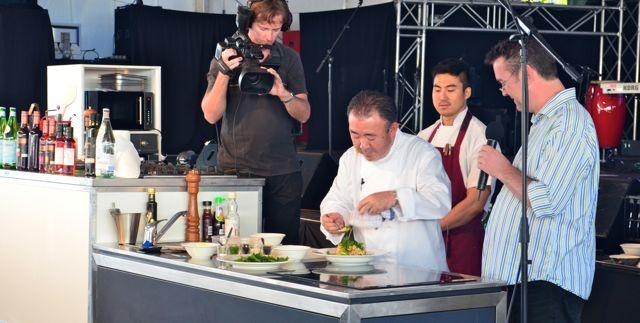 Noosa International Food and Wine Festival W: Miss Foodie08