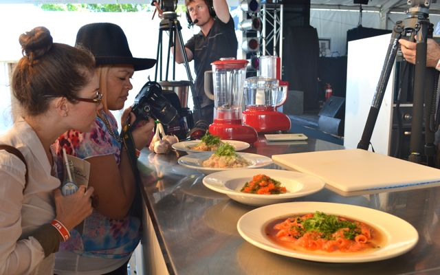 Noosa International Food and Wine Festival W: Miss Foodie10