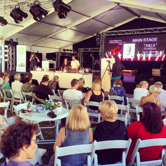 Noosa International Food and Wine Festival W: Miss Foodie12