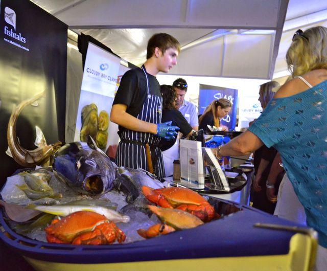 Noosa International Food and Wine Festival W: Miss Foodie17