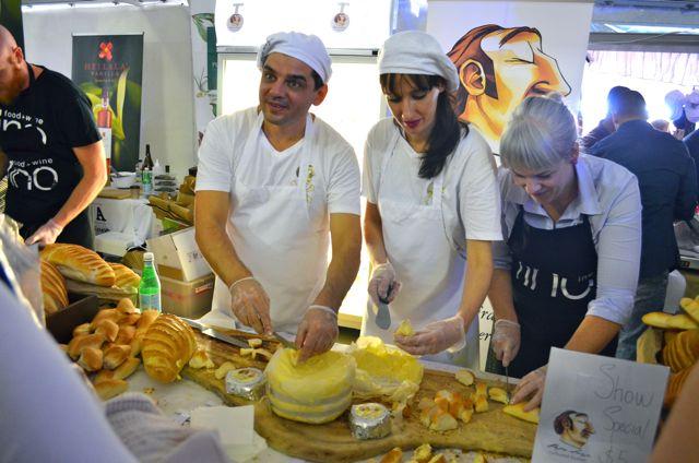 Noosa International Food and Wine Festival W: Miss Foodie19
