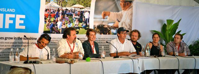 Noosa International Food and Wine Festival W: Miss Foodie31