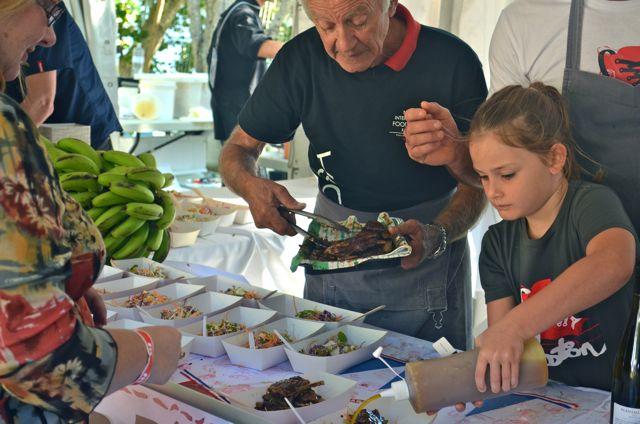 Noosa International Food and Wine Festival W: Miss Foodie35