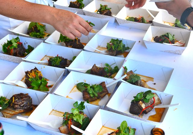 Noosa International Food and Wine Festival W: Miss Foodie40
