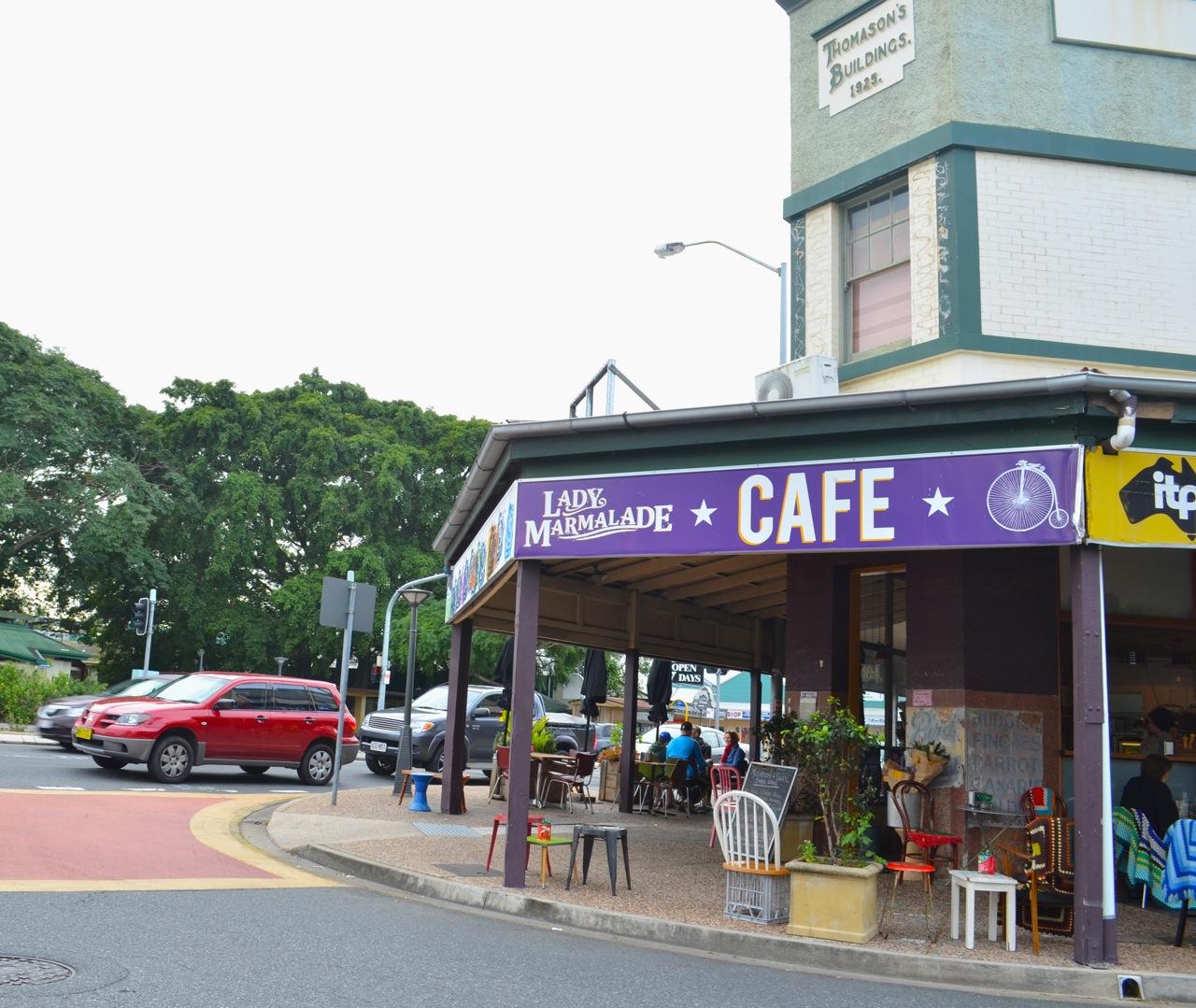 Lady Marmalade Cafe Reviews