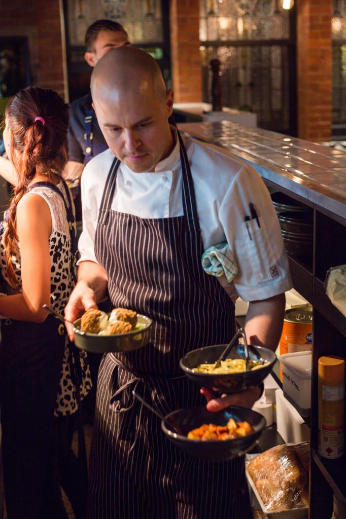 Meatball Company - Executive Chef James Guldberg