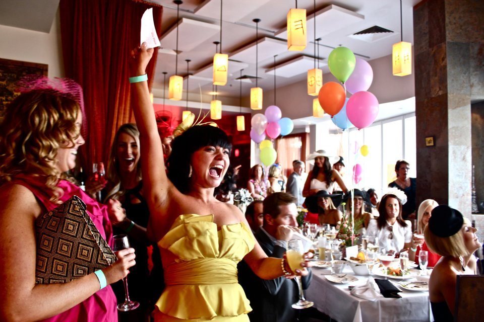 Portside Wharf the ticket for Melbourne Cup 2013 - MissFoodie