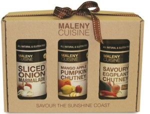 Miss Foodie Giveaway - Maleny Cuisine_chutney 3 pack