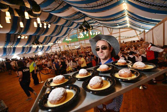 Oktoberfest Brisbane 2013 Miss Foodie18