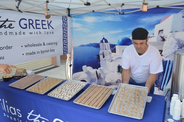 Ilias the Greek - Miss Foodie2
