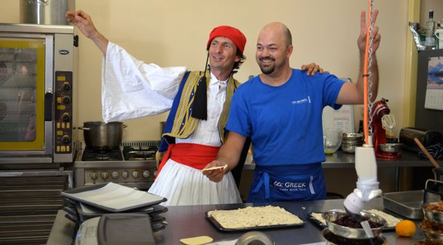 Ilias the Greek - Miss Foodie4