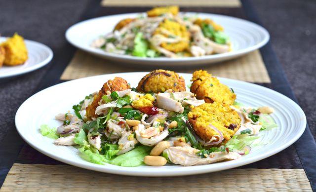 Yim Yam's Crunchy Rice Salad1