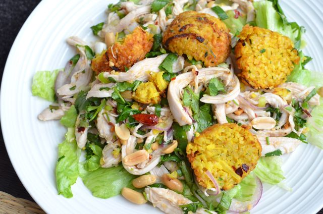 Yim Yam's Crunchy Rice Salad2