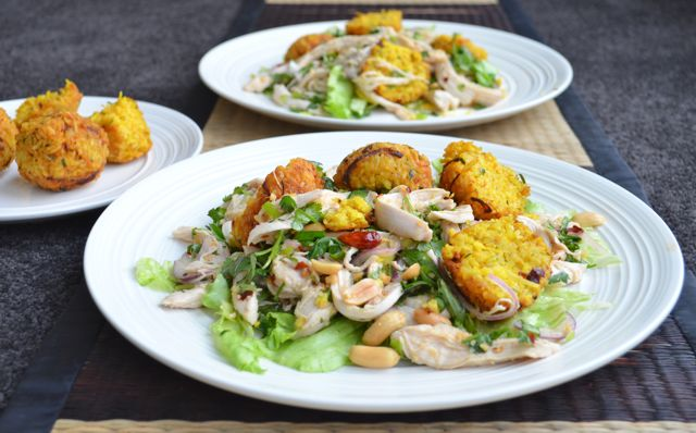 Yim Yam's Crunchy Rice Salad4