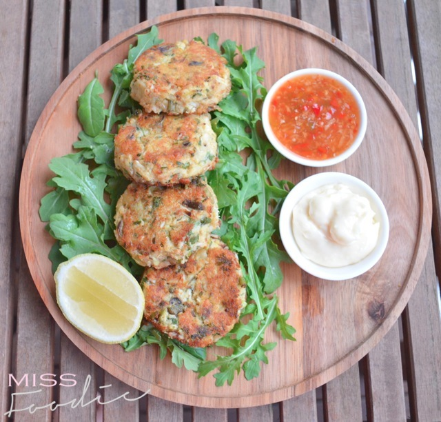 Mud Crab Cakes - Miss Foodie_1