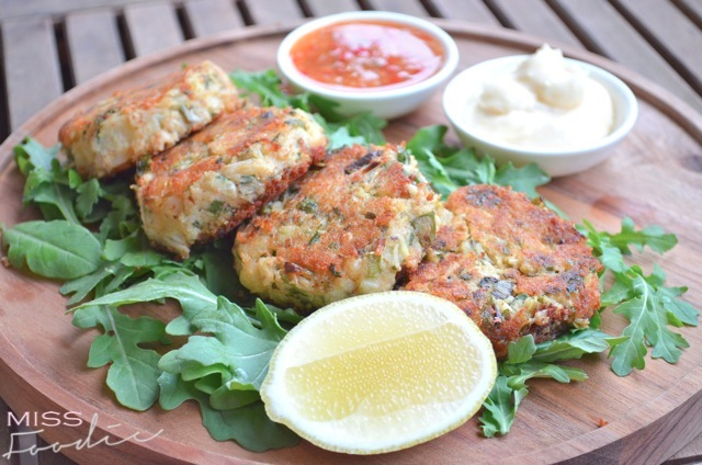 Mud Crab Cakes - Miss Foodie_2