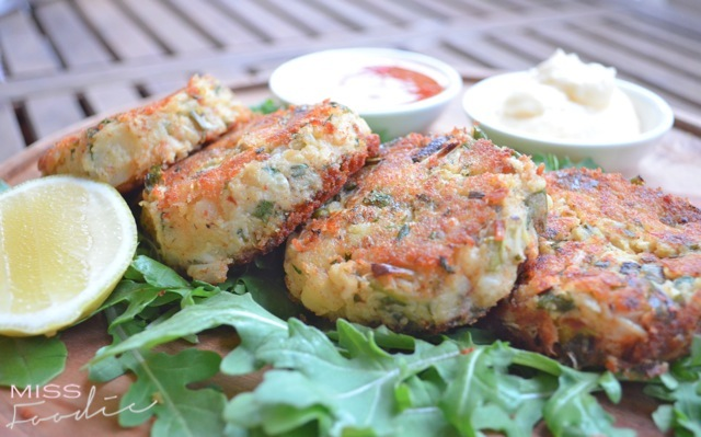 Mud Crab Cakes - Miss Foodie_3