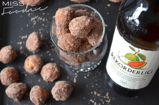 Rekorderlig Apple Guava Cider Donuts12