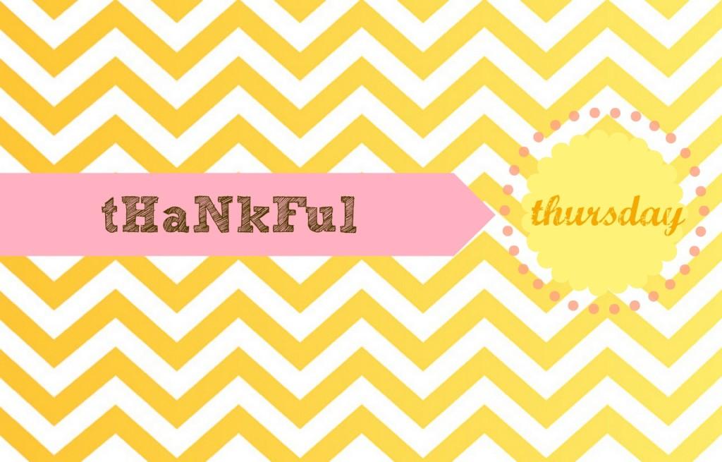 thankfulthursday290514yellow