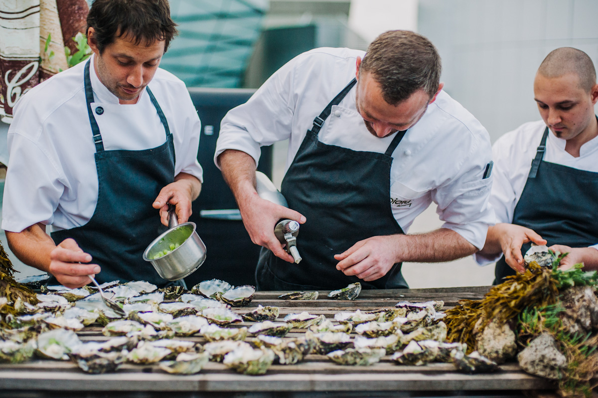 Good Food Month_Oysters