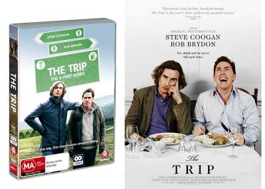 The Trip TV series  movie - Miss Foodie