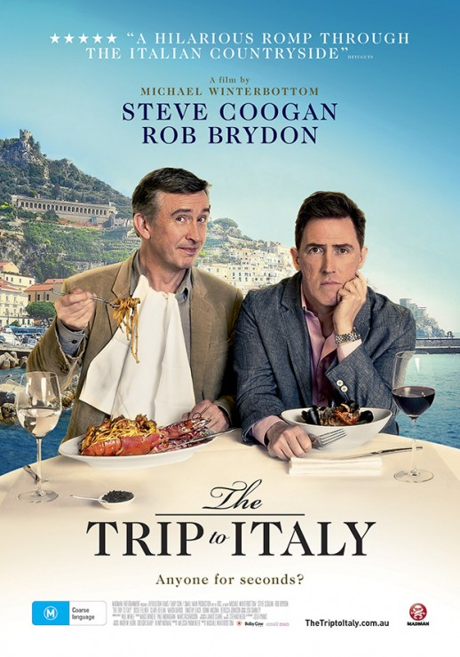 The Trip to Italy - A Miss Foodie Review