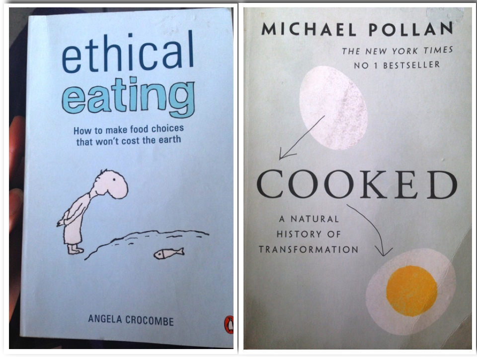 Ethical Eating Book