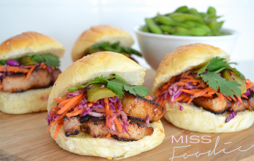 Miss Foodie - Chinese Pork Sliders3