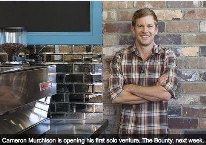 The Bounty Cameron Murchison