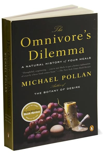 The Omnivores Dilemma by Michael Pollan - Miss Foodie on Ethical Eating