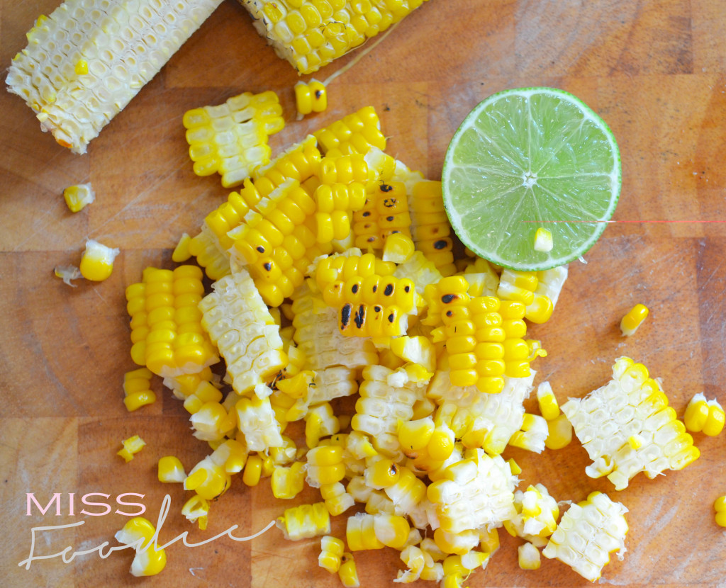 Sweet corn and green chile baked flautas - Miss Foodie1