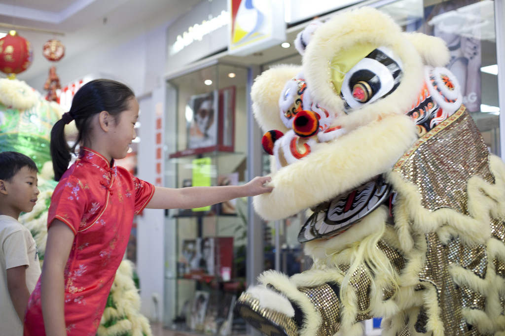 Chinese New Year Sunnybank Plaza - miss foodie what's on