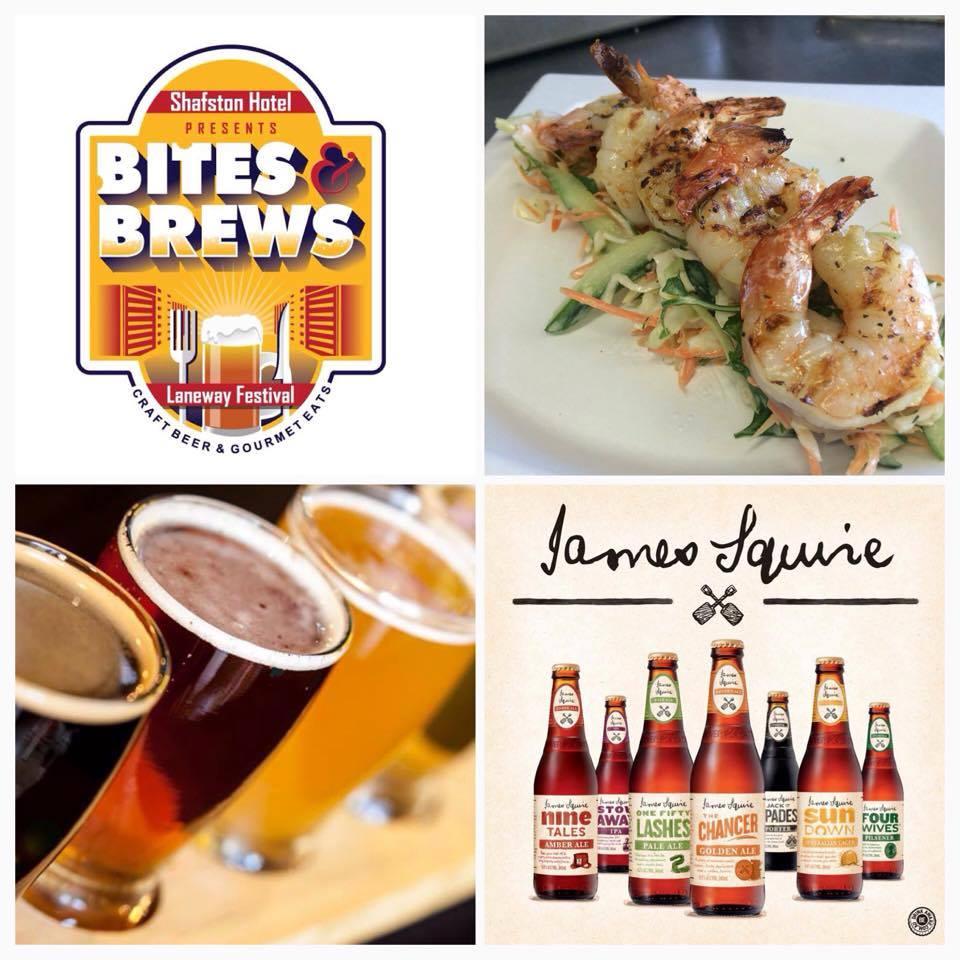 bites & brews laneway festival 2015