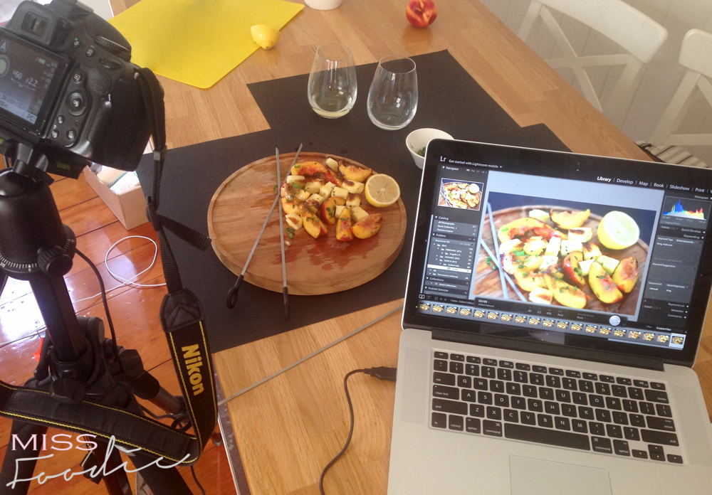 Tethered Capture Lightroom_Food Photography 101 - Miss Foodie -1