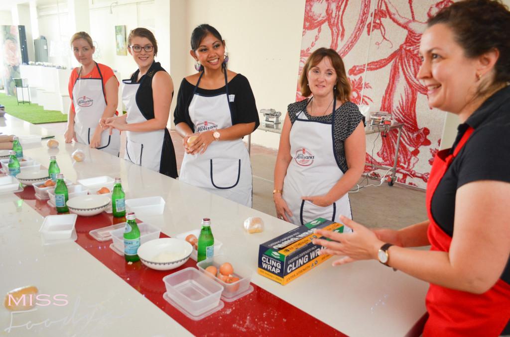 Angelos Pasta Making Class - Miss Foodie-1-2