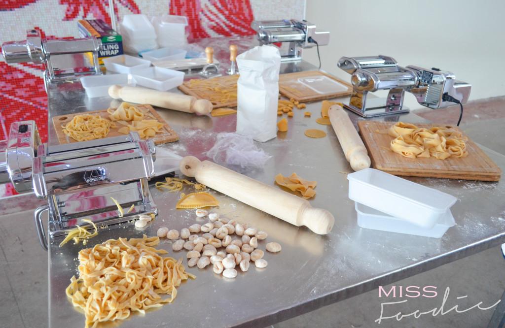 Angelos Pasta Making Class - Miss Foodie-36