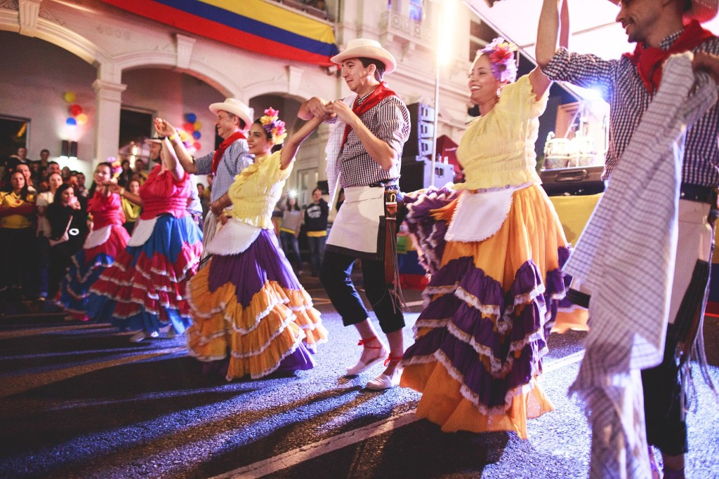 Colombian Street Festival - Miss Foodie What's On 2015