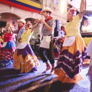 Colombian Street Festival 2015