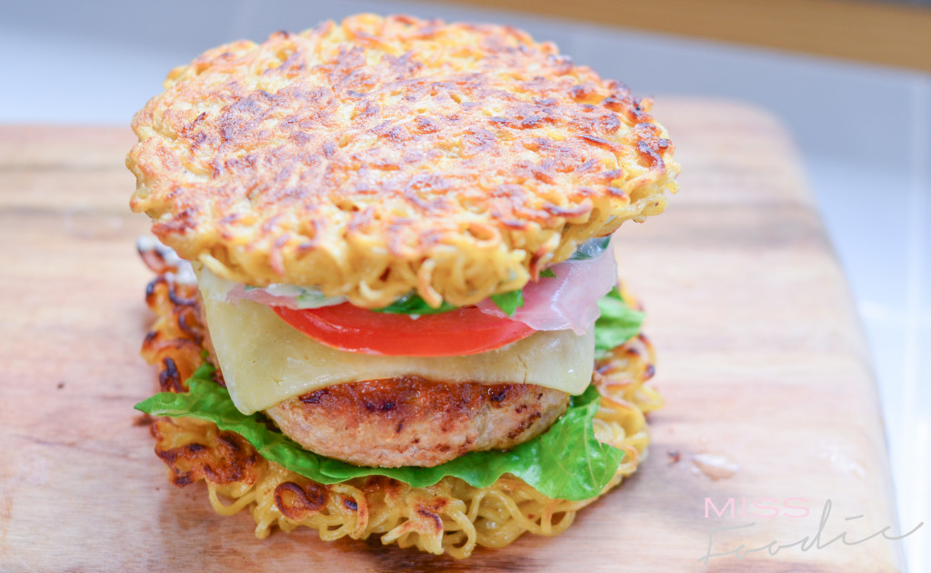 Ramen Burger - Miss Foodie-2