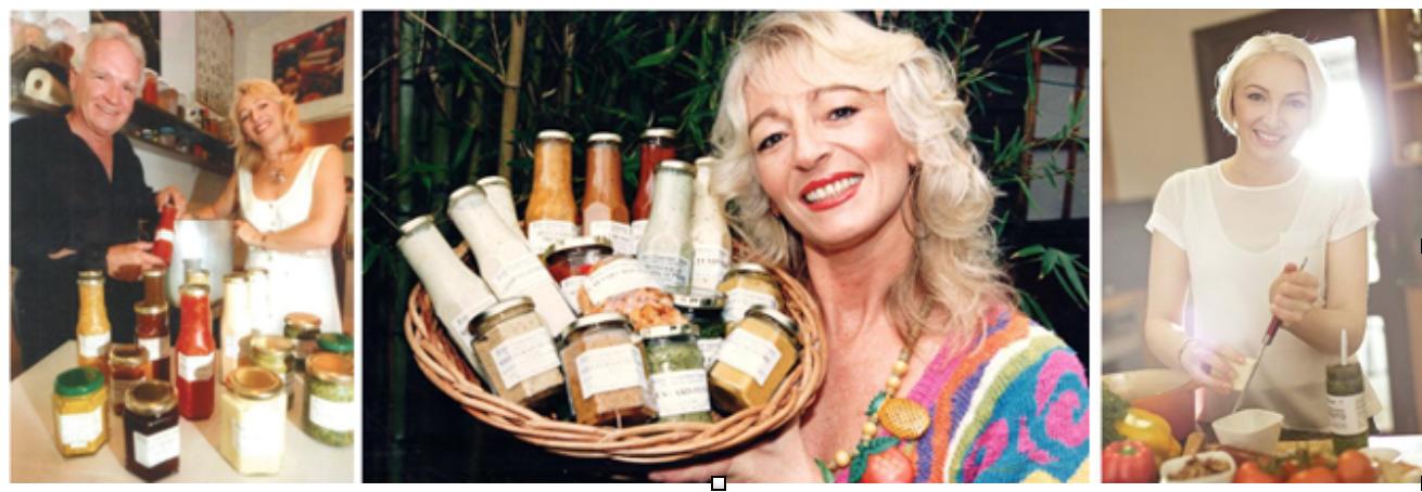 Rozas Gourmet Sauces