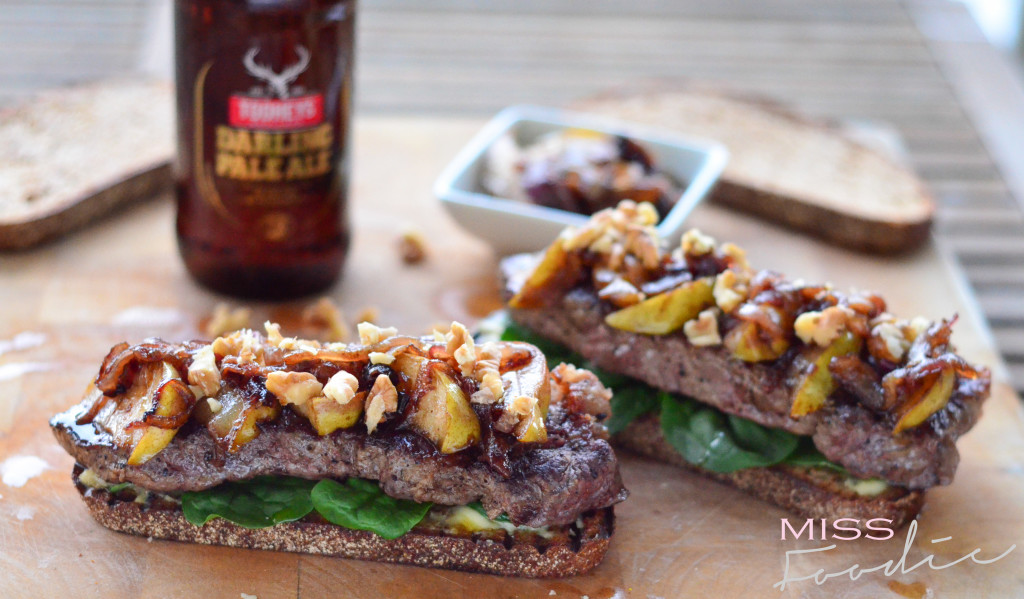 Gourmet Steak Sandwich- Miss Foodie-3-2