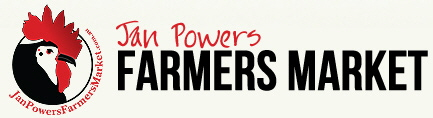 Jan Powers Farmers Markets logo
