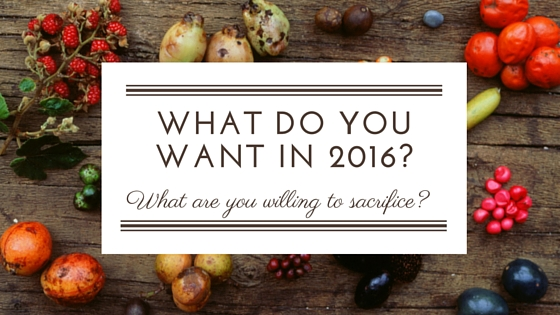 WHAT DO YOU WANT IN 2016-Miss Foodie