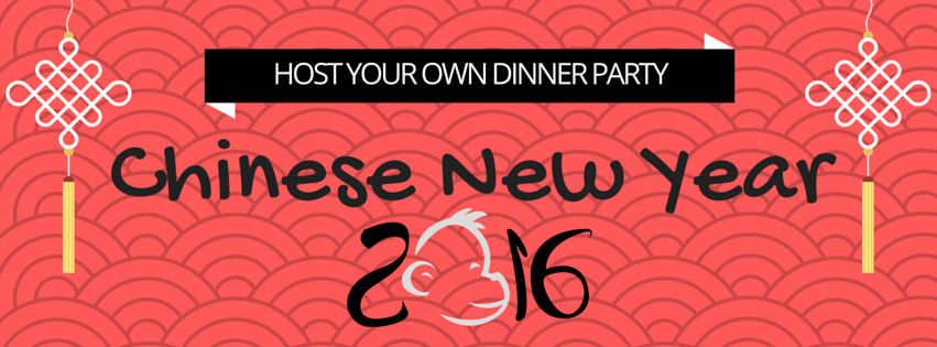Host your own Chinese New Year