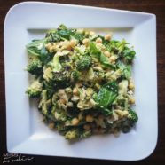 Chargrilled Broccoli Salad